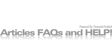 Debt Articles FAQs and Help